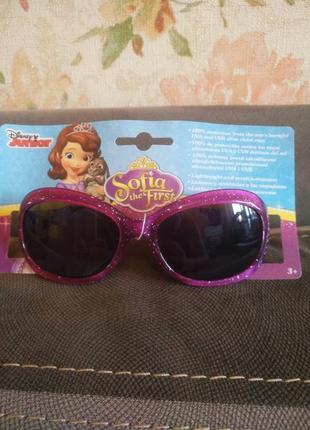 Солнцезащитные очки disney sofia