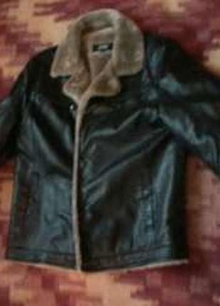 Зимняя курточка на меху