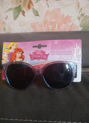 Солнцезащитные очки disney princess