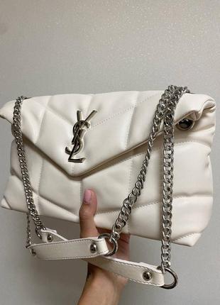 ❤ женская молочная сумка сумочка ❤