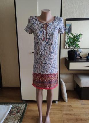 Плаття летнее платье promod 36 38