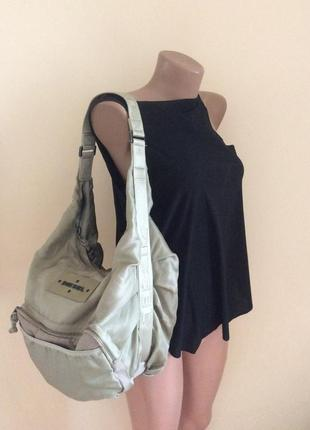 Очень вместительная удобнейшая сумка торба . оригинал
