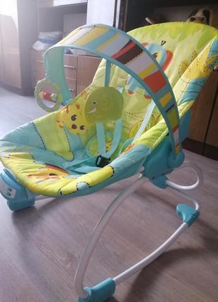 Крісло-шезлонг для немовлят