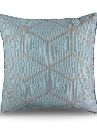 Подушка декоративная интерьерная для дивана, кресла
