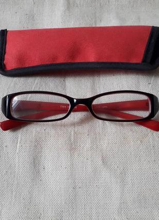 Очки оправа clere vision