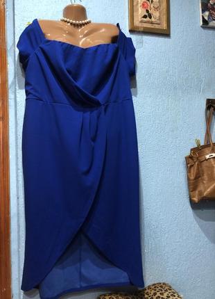 Вечірня сукня батал,платье большой размер