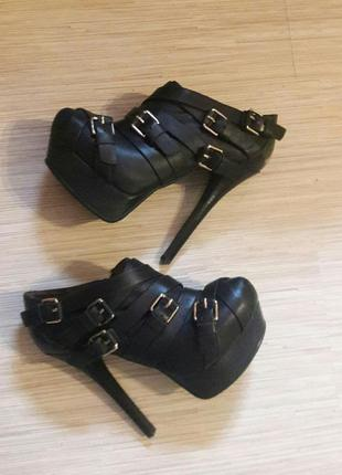Ботильоны, ботинки paolo conte