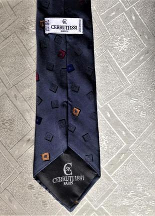 Шелковый галстук. cerruti 1881.