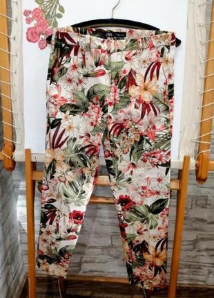 Красивые брюки zara