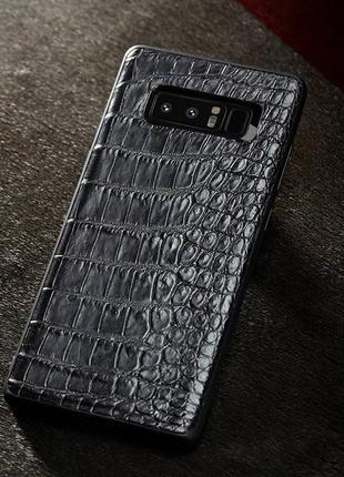 Чехол classic crocodile phone cases for samsung galaxy s10