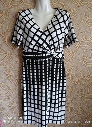 Вискозное летнее платье 👗👗 principles/размер 14