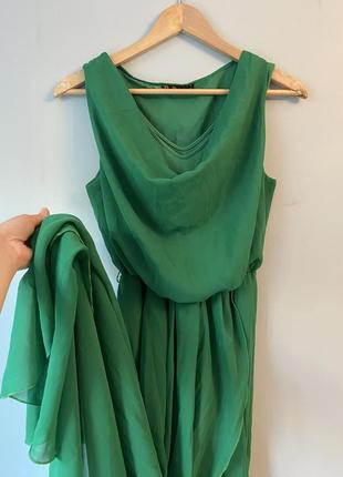 Сукня шифонова