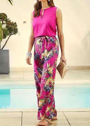 Блуза розовая inwear 38-40р. {m-l}