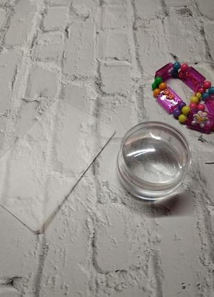 Штамп для стемпинга ногтей маникюра дизайна для нігтів манікюру