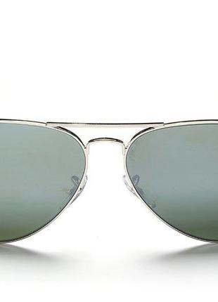 Новые очки ray ban, зеркальные, унисекс