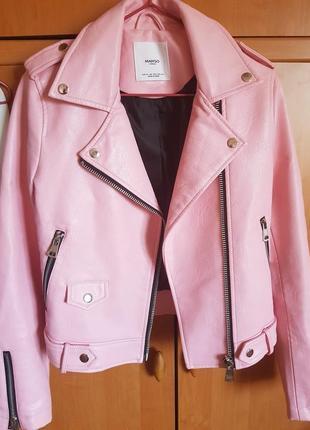 Куртка,косуха mango