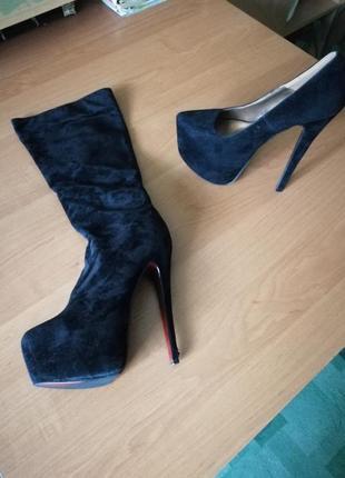 Стрипы обувь для танцев пилон 36-37-38
