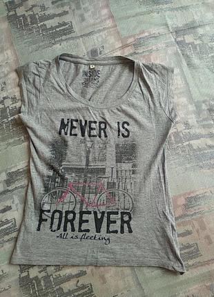 Inside dreams over roaad  футболка.