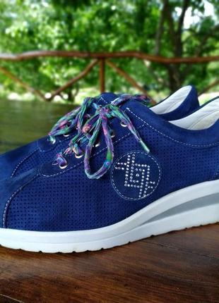 Vera pelle замшевые туфли италия