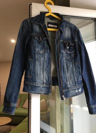 Джинсовая курточка ltb. срочно