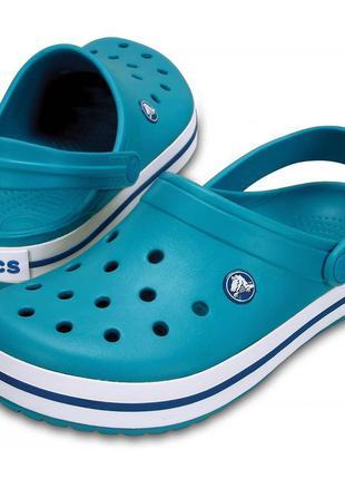 Сабо crocs (crocband)