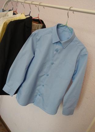Шкільна сорочка на хлопчика