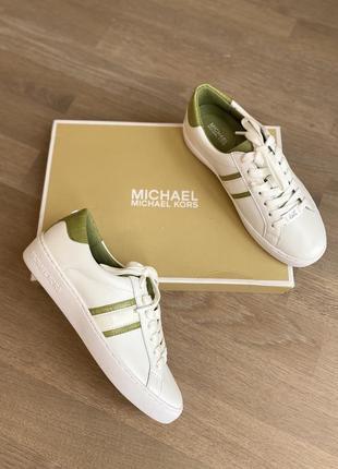 Michael kors кеды, кроссовки. 36р майкл корс обувь