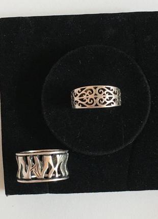 Серебро кольца