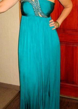 Вечернее платье  британского бренда coast