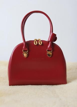 Gianfranco lotti кожаныя сумка оригинал luxury vintage