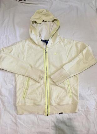 Оверсайз худи adidas в желтом цвете оригинальная кофта толстовка