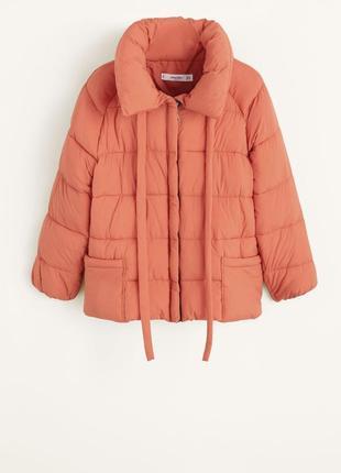 Куртка,пуховик,пуфер mango