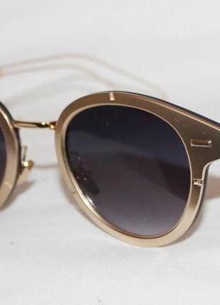 Солнцезащитные очки с761 с красивыми заушниками