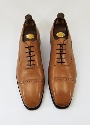 Мужские туфли большого размера 48