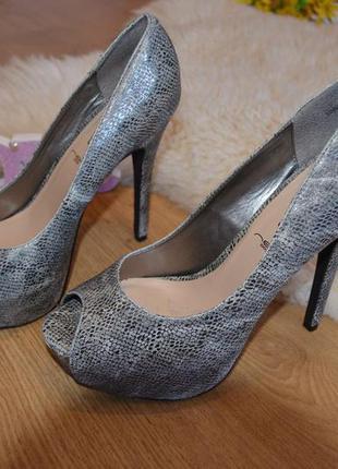 New look новые туфли