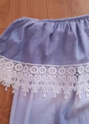 Летний сарафан/ летнее платье