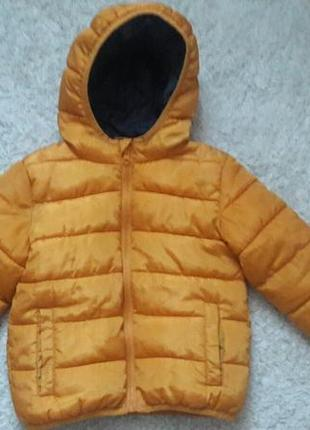 Деми куртка sinsay 98 cм рост