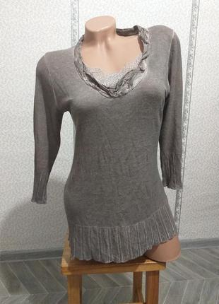 Тоненькая блуза.(5647)
