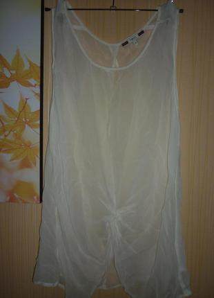 Блузка от next большого размера 54