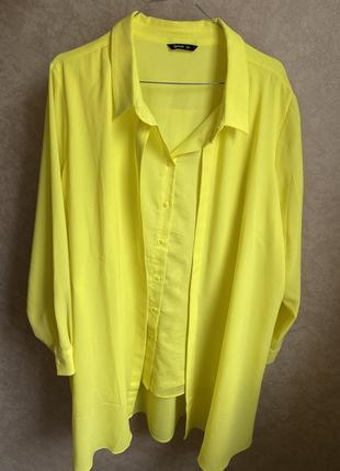 Блузка размера 52-54