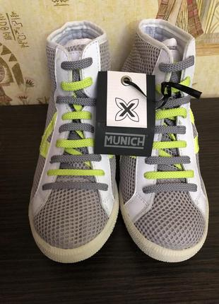 Новые итальянские кроссовки munich