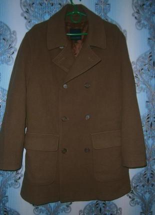 Пальто oversize унисекс
