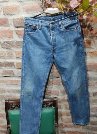 Винтажные джинсы. классика
