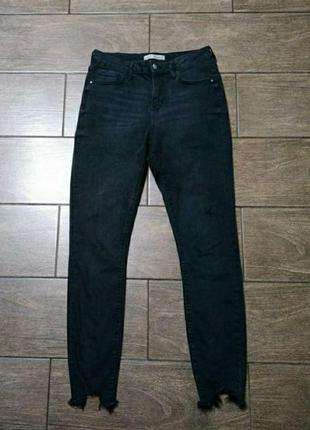 Джинсы # джинсы с высокой талией