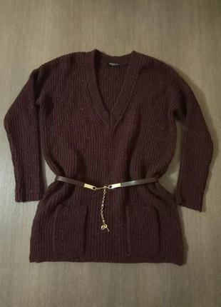 Шерстяной свитер, джемпер twin-set