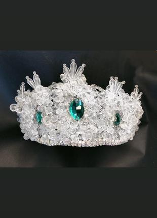 Корона на свадьбу, праздник