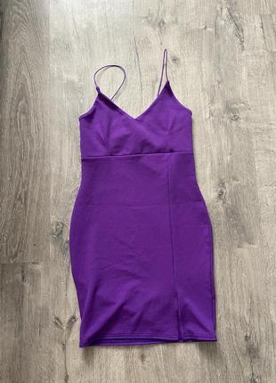 Шикарное обтягивающее платье