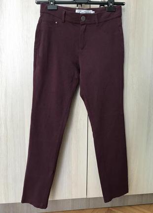 Укороченые стрейчевые джинсы отличного качества