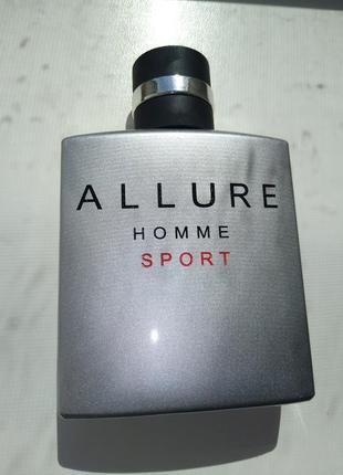 Мужская туалетная вода chanel allure homme sport 100 мл