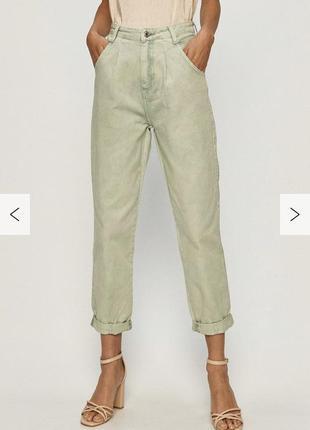 Продам новые трендовые джинсы мом tally waijl